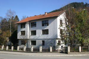 Poslovna zgrada, Foča